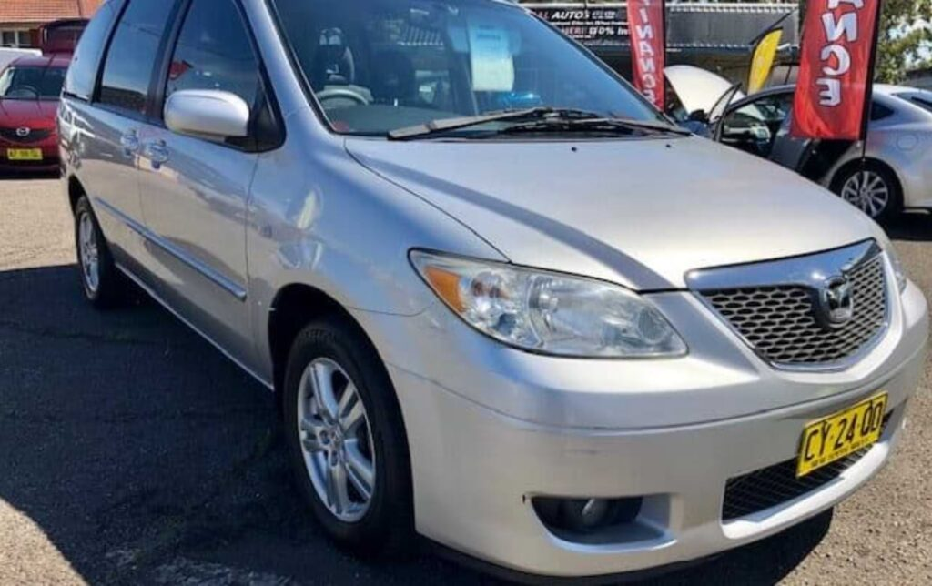 Used Mazdas For Sale in Newcastle - New Deal Autos