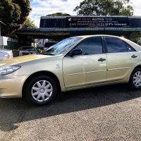 Toyota Tarago People mover. Newcastle Used Cars Dealer - New Deal Autos